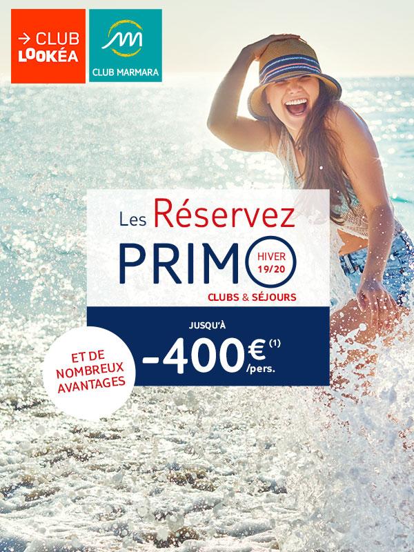 Jusqu a -400 euros sur votre sejour hiver