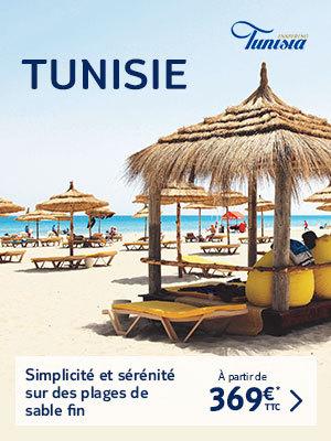 Nos sejours Tunisie