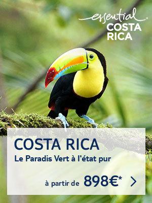 Nos voyages au Costa Rica