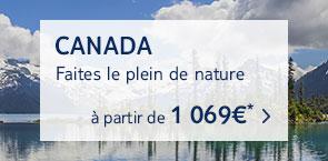 Tous nos sejours au Canada